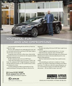 Blvd-Lexus Ad